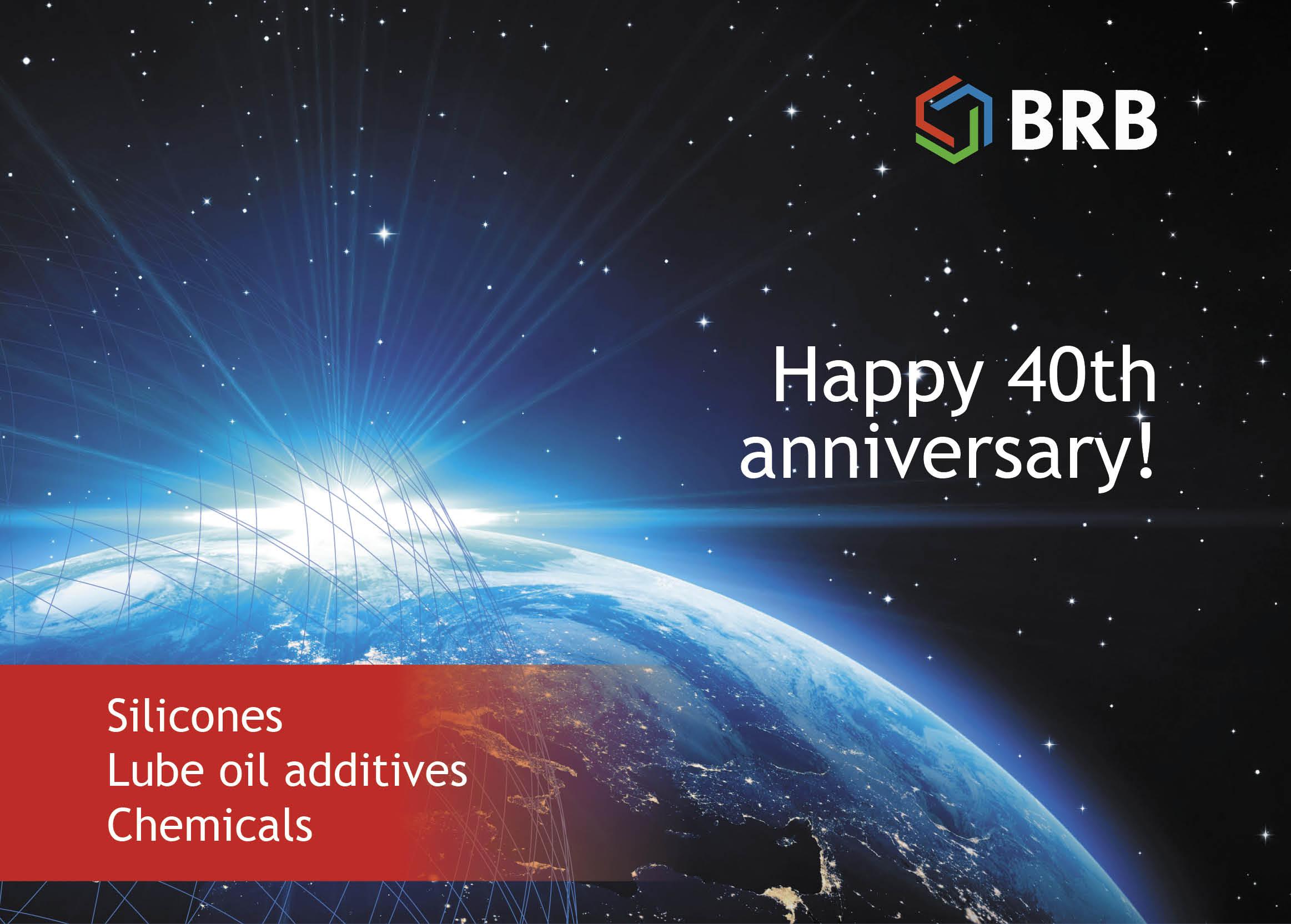 BRB 40 jaar